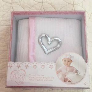 NIB Nursery gift set